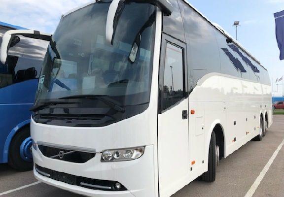 buss för 49 personer